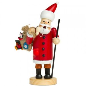 SIKORA Series A Wooden Incense Smoker Smoking Figure Christmas Xmas Decoration