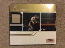 Rare Simple Minds Cry Limited Edition Numbered New/Sealed CD