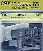 CMK 1/32 ACES II Ejection Seat for F-16CJ # 5014