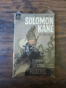 Solomon Kane Volume 2 Death's Black Riders Dark Horse TPB BRAND NEW RARE HTF