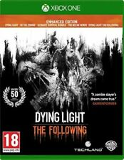 Dying Light: The Following - Enhanced Edition (Xbox One) MINT - Same Day Dispatc