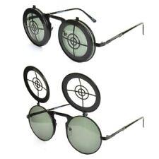 Occhiali da sole da uomo con montatura in nero e mantatura in metallo dalla Cina