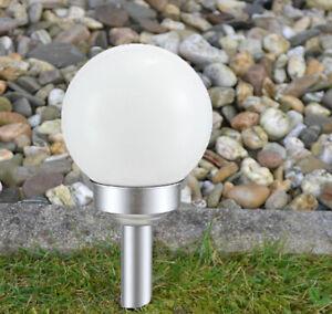 LED Solar Light round Lamp Multicolour Or Warm White 10 20 30cm