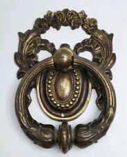 Vintage Antique French Provincial Nouveau KBC Keeler Brass Drawer Pulls N7012