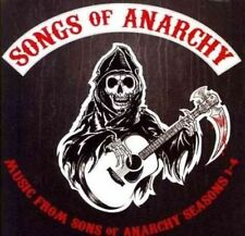 Songs Of Anarchy 0886919143225 By Various Artists CD