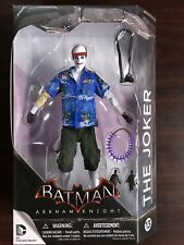 DC DIRECT BATMAN ARKHAM KNIGHT JOKER ACTION FIGURE (2016)