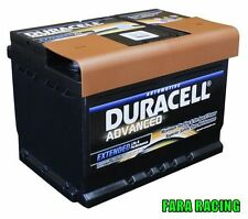 BATTERIA AUTO DURACELL ADVANCED DA60T (12V 60AH 540A DX)