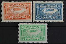 Afghanistan, Flugzeuge, MiNr. 296-298 A, postfrisch / MNH - 629932