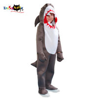 Childs Seahorse Fancy Dress Costume Childrens Sea Horse Outfit Ocean Creature fg