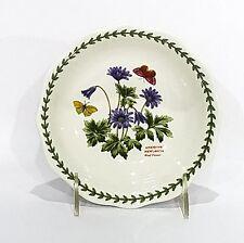 Portmeirion Botanic Garden Terrace Scalloped Cereal Soup Bowl, Windflower Design
