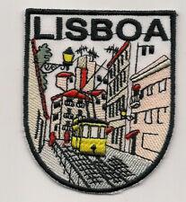Lisbon Portugal Souvenir Patch