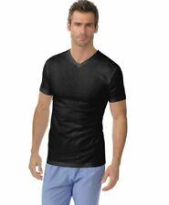 Polo Ralph Lauren RSVNP3 Men's T-Shirt, Medium - Black (3 Pack)