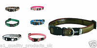 Rogz, Dog Collar - Designed - Pet Cat Puppy - Adjustable - Branded -  Brand New