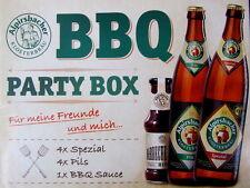 BBQ Grill Party Box Set Alpirsbacher Klosterbäu Spezial Pils Bier