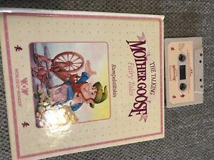 World of Wonder-  Talking Mother Goose - Rumpelstiltskin Book and Tape