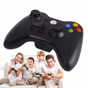 Wireless/Wired Gamepad Controller Joystick Game Controller Joypad for Xbox 360
