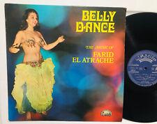 Farid El Atrache – موسيقى = Belly Dance - The Music Of Farid El Atrache LP