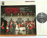 COLUMBIA TWO 388 - OFFENBACH OVERTURES / FREMAUX 1972 Vinyl LP VG+/VG+