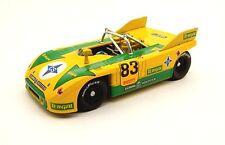 Porsche 908/3 n°83 Campionato Europeo Montagna 1973 1:43 Best Model 9340
