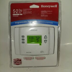 Honeywell RTH2300B1038/E1 Digital 5-2 Day Programmable Thermostat with Backlight