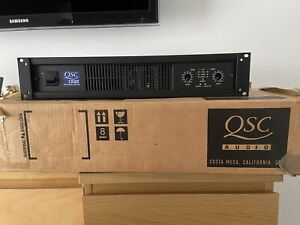QSC CX502 Stereo Power Amplifier