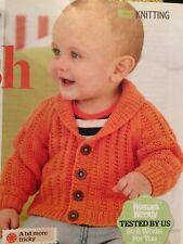 Toddlers Shawl Collared Cardigan Knitting Pattern ( 6 Months- 7 Years)