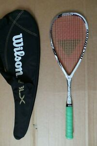 Tecnifibre Carboflex Squash Racket 130g