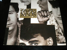 Simple MINDS-ONCE UPON A TIME-Vinile Record LP 33RPM - 1985 - 8 tracce