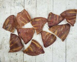 150 ct. USA Pork Chews, 100% All Natural single Ingredient Dog Treat. Sm/Med