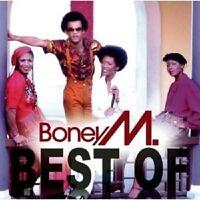 BONEY M. - BEST OF  CD ++++++++++17 TRACKS++++++++++NEU
