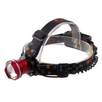 20000LM CREE XML T6 LED Hunting Biking Camping 18650 ZOOM Headlamp Headlight HOT