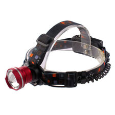 20000LM XM-L T6 LED Hiking Biking Camping 18650 ZOOM Headlamp Headlight