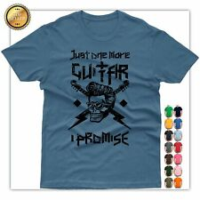New guitar Just one more guitar I promise funny music player Gift Dad Fathers da