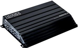 EDGE EDA150.4-E7, 4 CHANNEL STEREO AMPLIFIER 4 X 150 WATTS 1200 WATTS MAX