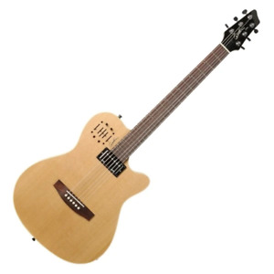 Godin Guitars A6 Ultra Electro Acoustic / Electric Guitar with Gig Bag