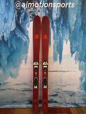 Salomon QST 106 Demo Ski 181cm 2019 W/ Warden 11 bindings