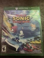 Team Sonic Racing Xbox One (Brand New-SEALED) Video Game New Sealed