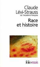 Race et histoire de Lévi-Strauss, Claude, Pouillon,... | Livre | état acceptable
