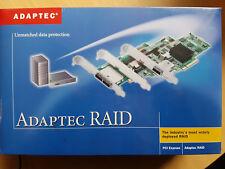 Adaptec AAR-1225SA 2 port eSATA RAID controller