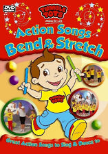 TUMBLE TOTS ACTIONS SONGS BEND & STRETCH DVD Original UK Release New R2