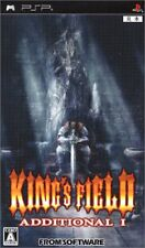 PSP King's Field Additional I Japan PlayStation Portable F/S