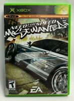 Need for Speed Most Wanted Microsoft Xbox Complete w/ Manual