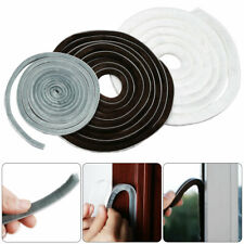 Door Strip Self Adhesive Pile Weatherstrip Door And Window Seal Sealing Strip