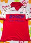 AC Milan / Padova / Foggia / Bari style 80s MATCH WORN Ennerre football shirt