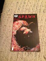 SPAWN #176 Low Print Run 1st Print Capullo cover McFarlane [Image Comics]