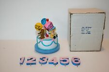 1980 Lego Musical Happy Birthday Revolving Cake w/ Figures, Balloons and Numbers