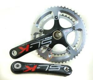 SL-K LIGHT BB386EVO 53/39T 172.5mm N10 Carbon Road Bike Crankset NEW