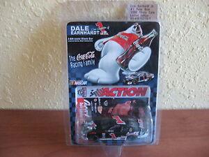1998 Dale Earnhardt Jr. #1 Polar Bear Chevy Monte Carlo 1/64 Action