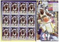 Sierra Leone - NBA Jermaine O'Neal On Stamps SIE0443