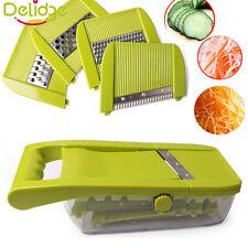 Vegetable slicer can adjust the thickness grater potato slicer for household 7pc